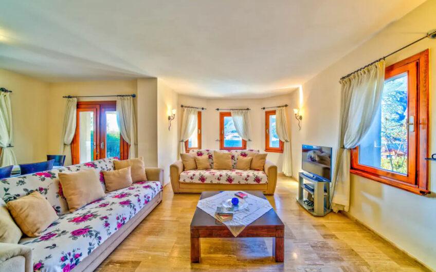 Antalya Kaş'ta Kiralık Villa ID:104 (12)