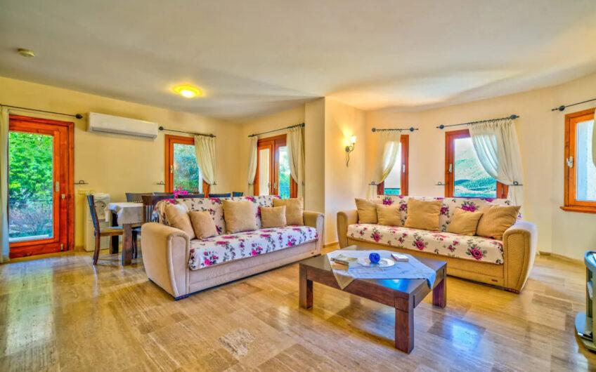 Antalya Kaş'ta Kiralık Villa ID:104 (16)