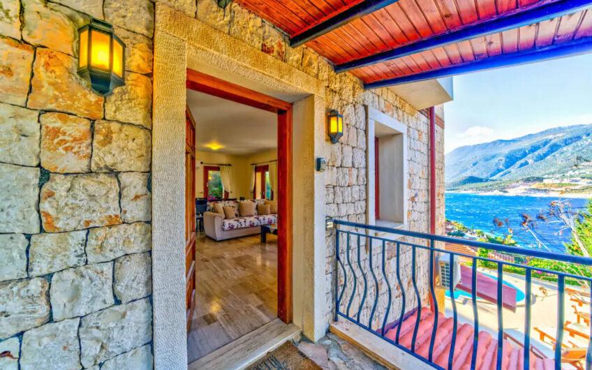 Antalya Kaş'ta Kiralık Villa ID:104 (19)