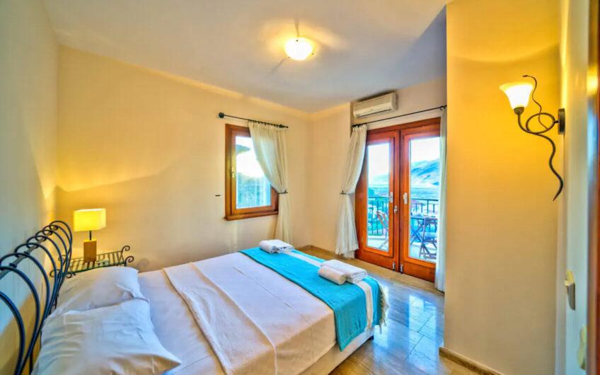 Antalya Kaş'ta Kiralık Villa ID:104 (6)