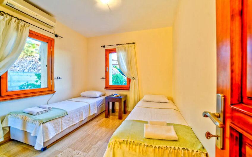 Antalya Kaş'ta Kiralık Villa ID:104 (7)