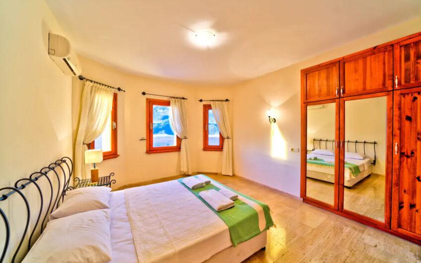 Antalya Kaş'ta Kiralık Villa ID:104 (8)