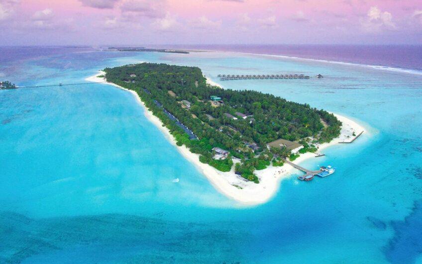 Maldivler'de Kiralık Su Üzeri Villa ID:99 (1)