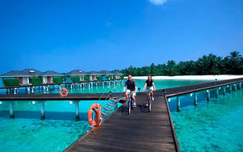 Maldivler'de Kiralık Su Üzeri Villa ID:99 (12)