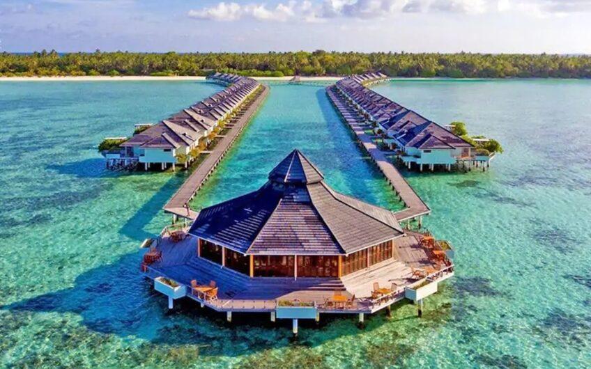 Maldivler'de Kiralık Su Üzeri Villa ID:99 (13)