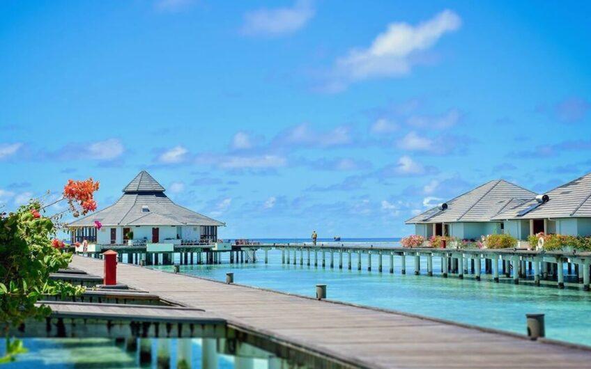 Maldivler'de Kiralık Su Üzeri Villa ID:99 (15)