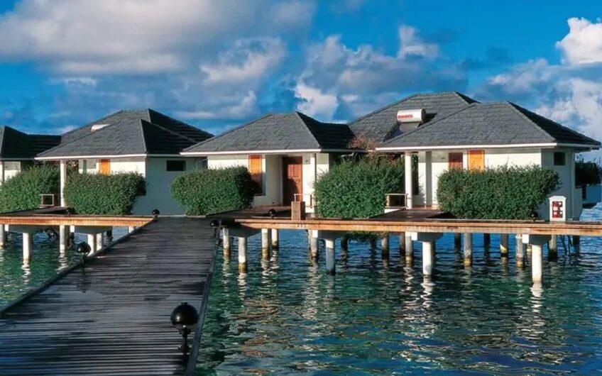 Maldivler'de Kiralık Su Üzeri Villa ID:99 (2)