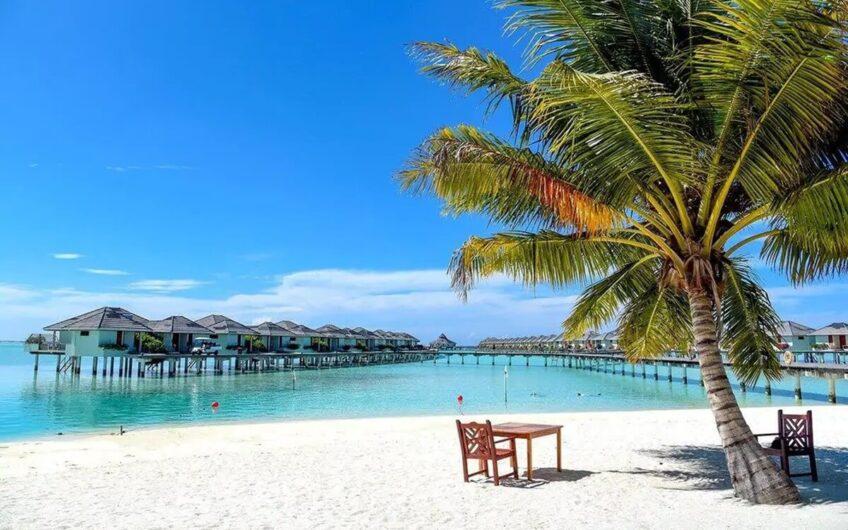 Maldivler'de Kiralık Su Üzeri Villa ID:99 (21)