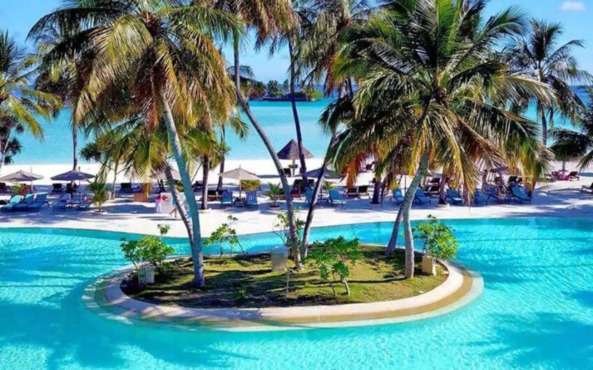 Maldivler'de Kiralık Su Üzeri Villa ID:99 (4)